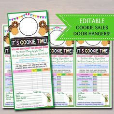 Beautiful Printables for Home, School, Work and Life! by TidyLadyPrintables Girl Scout Cookie Meme, Girl Scout Cookie Sales, Selling Girl Scout Cookies, Girl Scout Leader, Girl Scout Troop, Scout Mom, Girl Scout Cookies Flavors, Gs Cookies, Sales Girl