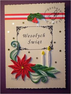 Quilling - card 121 by ~Eti-chan on deviantART
