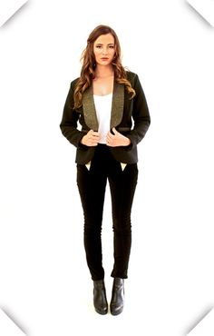 Bellatrix Blazer pattern -- $30