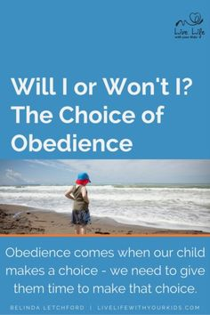Will I or Won't I? The Choice of Obedience