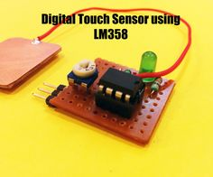 Sensors are the best thing to work around with DIY electronics and this is the second instructable of a series of instructables which creates different sensors co...