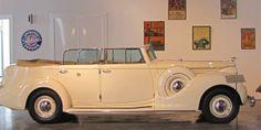 Vintage automobiles, industry & history museum, Málaga. http://spainatm.com/automobile-museum-malaga/