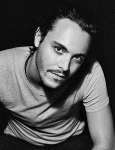 Jack Huston, the actor that plays my favorite character on Boardwalk Empire (and Angelica Huston's nephew).