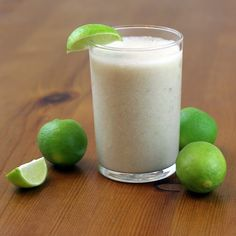 Key Lime Pie Coconut Smoothie