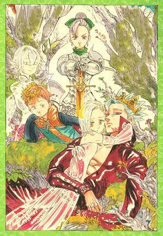 Nanatsu no Taizai • Lecture en ligne du chapitre 146 Page 2