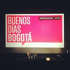 Buenos días Bogotá. Hoy te ves sorprendente. #cm_bog