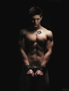 Jensen Ackles: proof that there is a God and she's a woman.