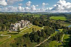Majestic Bovey Castle in Devon