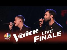 "The Voice 2014 Finale - Adam Levine and Chris Jamison: ""Lost Without U"" - YouTube"