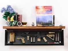 Tactical Walls 1242 RLS Hidden Gun Shelf $380.00