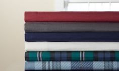 Wexley Home 100% Cotton Flannel Sheet Set   Groupon
