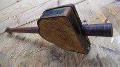 Nougat box Axe-Handle 3 string made at Triple Chaos, Portugal Axe Handle, Copper Wire, Portugal, Box, Boxes