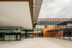 Public Middle School Of Labarthe-Sur-Lèze / LCR Architectes