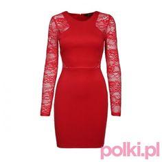 Sukienka na Walentynki Tally Weijl #polkipl