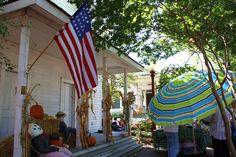 Historic Chestnut Square Farmer's Market - McKinney, Texas Mckinney Texas, Lone Star State, Destinations, Magazine, Places, Travel, Life, Shopping, Viajes