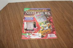 Cross Stitch & Needlework Better Homes and Gardens Magazine August 1997