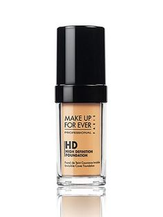 HD foundation. Love this but I have to hydrate my skin a lot beforehand.