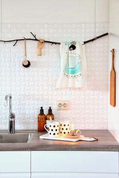Mitt og vårt hjem      : Detaljer på kjøkkenet!