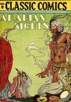 Arabian Knights #8
