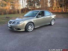 Garaget | Saab 9-3 Vector 2.0 BioPower (2008)