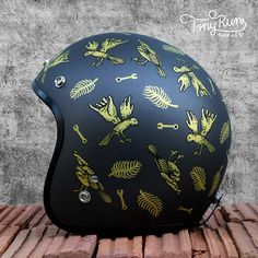 Helmets Painting Collection:: 2choey. | 8negro