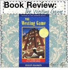 """Book Review: The Westing Game"" by polyvore-tipstas ❤ liked on Polyvore"