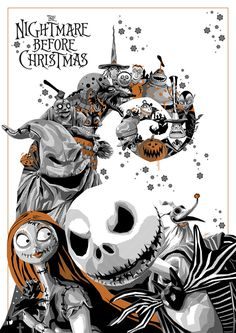 nightmare before christmas simon delart mr jack - Nightmare Before Christmas Pics