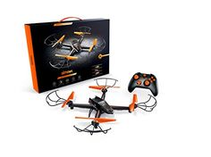 Airhawk M13 Quadcopter Stunt Drone 360 Degree Flips  Headless Mode  NO FAA Registration  Long Flight Time  Includes Spare Set Of Propellers  Great For Beginner And Expert Pilots * Want additional info? Click on the image. Note: It's an affiliate link to Amazon