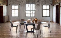 251 fantastiche immagini su tavoli da pranzo dining room diners e dining room suites - Tavolo eclisse calligaris ...