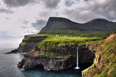 Фарерские острова (Faroe Islands), Путешествие на Фарерские острова, Дешевые авиабилеты и отели