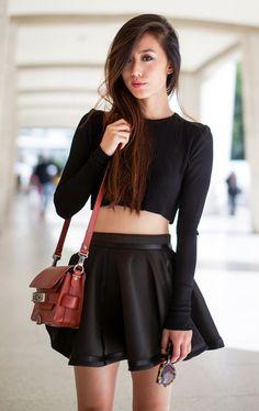 Siyah Mini Etek Modelleri 2014 (17)