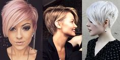 Awesome Ideas for Asymmetrical Haircuts! Awesome Ideas for Asymmetrical Haircuts! Undercut Braid, Undercut Hairstyles, Cool Hairstyles, Gorgeous Hairstyles, Pixie Hairstyles, Assymetrical Pixie Cut, Asymmetrical Haircuts, Pixie Styles, Short Hair Styles