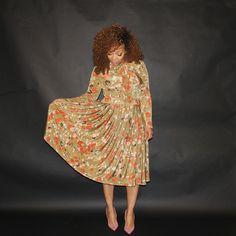 Image of Charm Midi Skirt