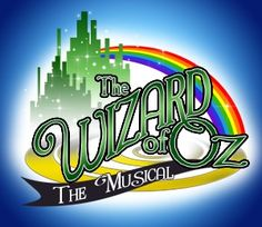 Wizard Of Oz Musical - McNary High School - Ken Collins Theater - November and 18 Wizard Of Oz Musical, Musical Theatre, Cowardly Lion, Ticket Design, Magical Power, November 9th, Land Of Oz, Yellow Brick Road, Wicked Witch