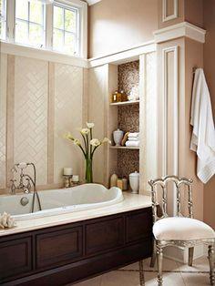 Remodel Bathroom Under 2000 bath makeovers under $2,000 | cottage style baths, cottage style