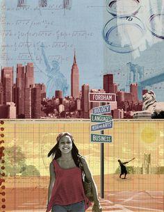 Rodham University New York; Sarah Hanson