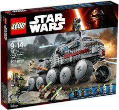 LEGO Star Wars 75151 Clone Turbo Tank Brand