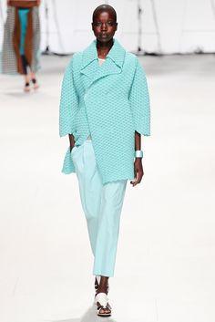 Spring 2015 RTW : Paris Fashion Week : Issey Miyake