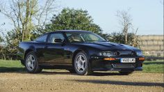 2000 Aston Martin Vantage Le Mans V600 frontal