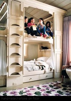 Great Beds - Built-In