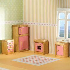 Pink Kitchen Set CE