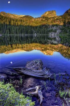 Bear Lake. Idaho–Utah - We go here every August!