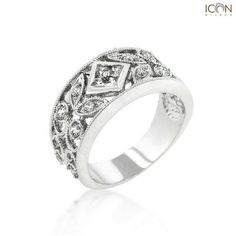 Chantelle Ornate Floral Band at 82% Savings off Retail!