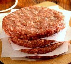 Confira esta deliciosa receita (Hambúrguer Caseiro) que um de nossos usuários publicou.