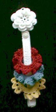 irish rose scrunchie keeper... cool idea