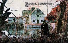 Black Sabbath Album Cover Music Poster 11x17