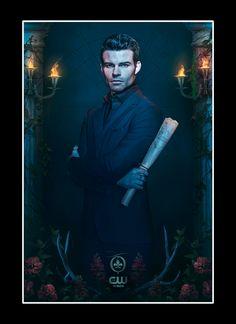 Elijah is back #TheOriginals returns MONDAY at 8