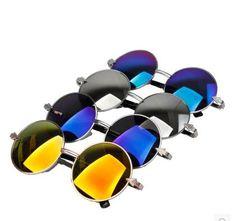 bab5fef9cedd0 New 2014 Vintage Round Sunglasses Women Gafas Oculos Retro Coating Sun  Glasses Shades Oculos De Sol Feminino Free shipping ...