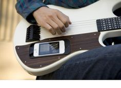 Inventor of the gTar : Hardware is the Next Big Thing in Silicon Valley // The inventor of the ground-breaking gTar – an iPhone-enabled guitar that makes learning the instrument more fun and intuitive – says the next wave of innovation in Silicon Valley is destined to be in hardware. #Tech #Hardware #Innovation { #gTar }