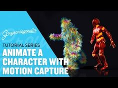 Greyscalegorilla Blog | How To Find And Import Motion Capture Data Into Cinema…